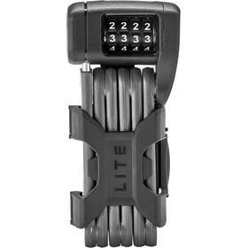 ABUS Bordo Lite Mini 6055C/60 SR Folding Lock, czarny